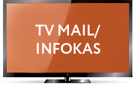 TV mail/Infokas